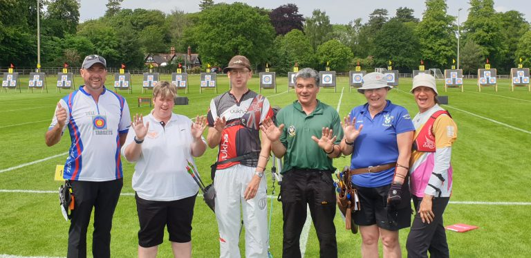 Congratulations to Essex Archers at the Masters